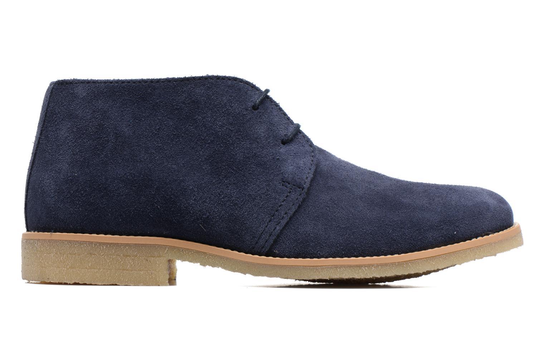 Chaussures à lacets Mr SARENZA Soldnen Bleu vue détail/paire