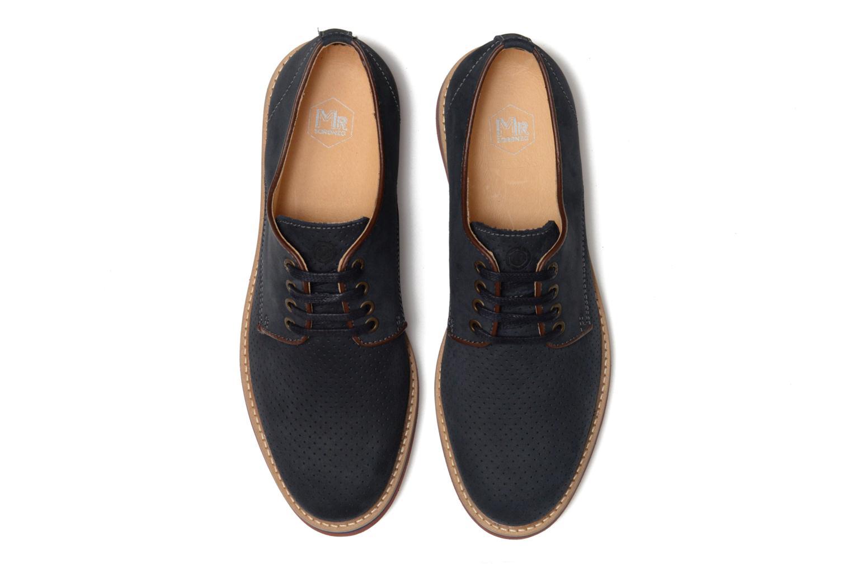Chaussures à lacets Mr SARENZA Sandoring Bleu vue portées chaussures