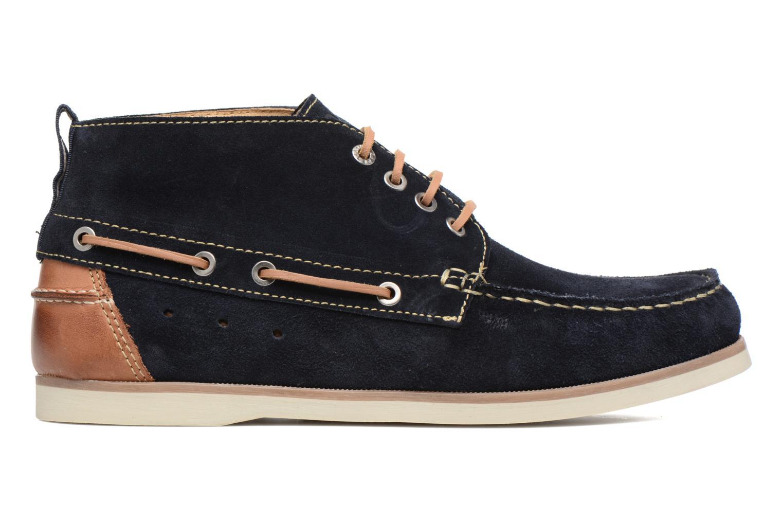 Chaussures à lacets Mr SARENZA Stavanger Bleu vue détail/paire