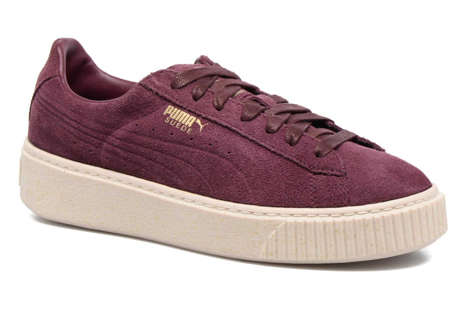 puma basket bordeaux