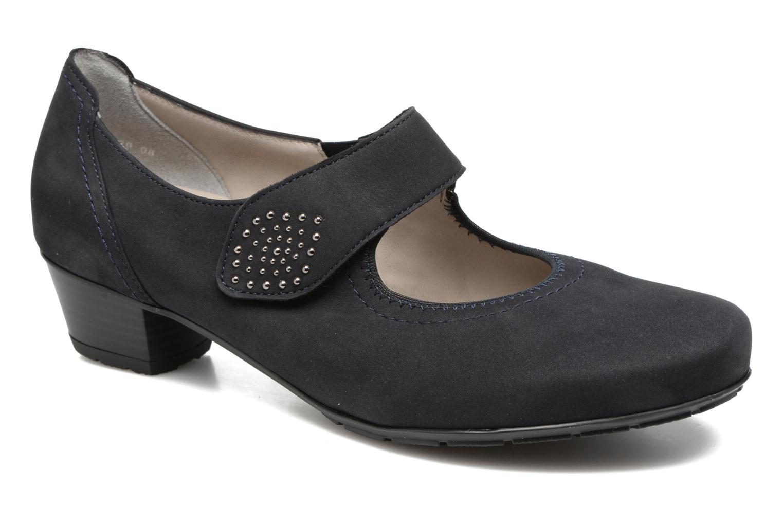 Nancy Femmes Ara Pompes - Noir (noir), Taille: 39