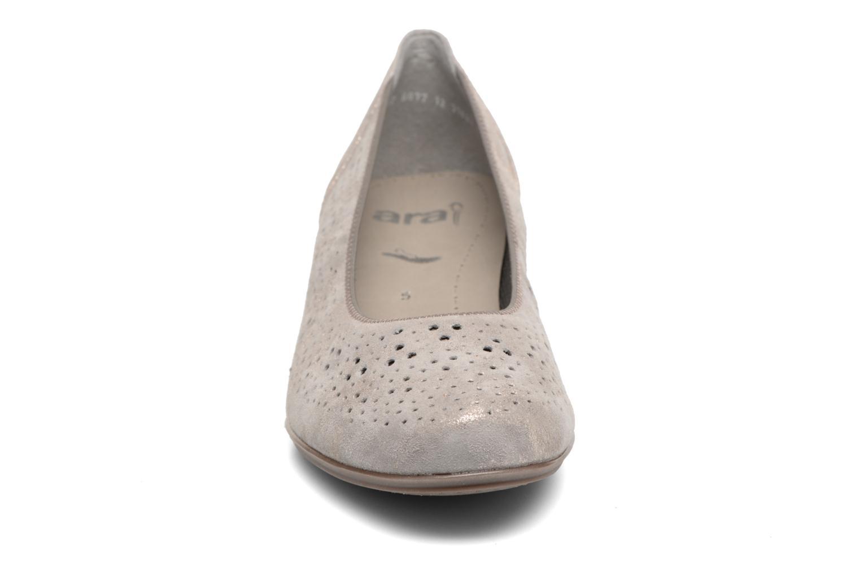 Escarpins Ara Nancy 37631 Gris vue portées chaussures