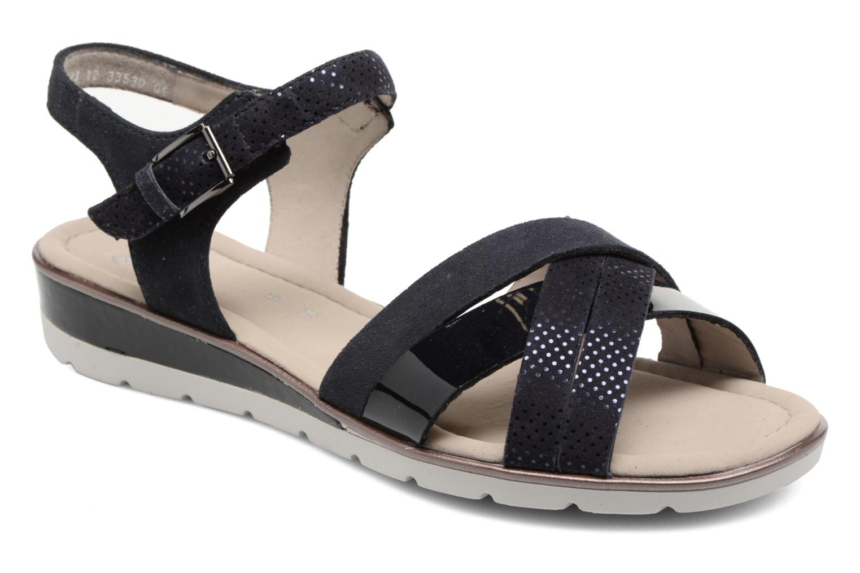 modelo más vendido de la marcaAra Alassio 33530 (Negro) - Sandalias en Más cómodo