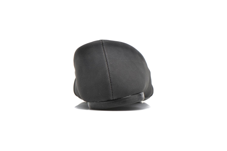 Ballerine lanières Noir