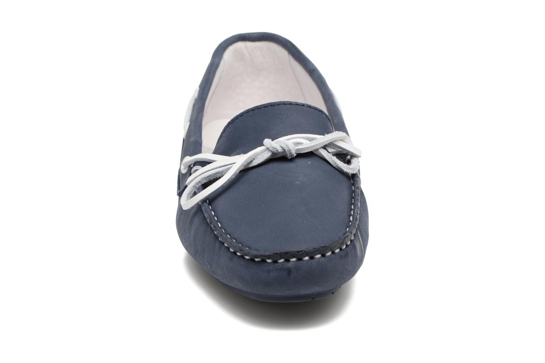 Chaussures à lacets TBS Bettsy Bleu vue portées chaussures