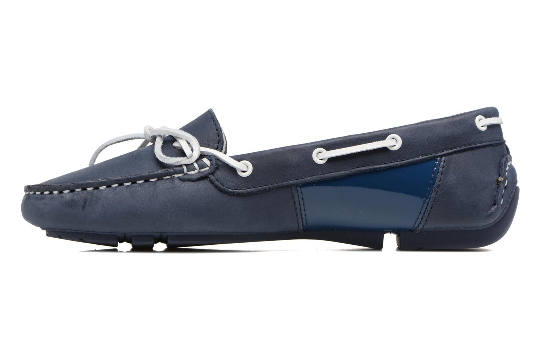 Chaussures à lacets TBS Bettsy Bleu vue face