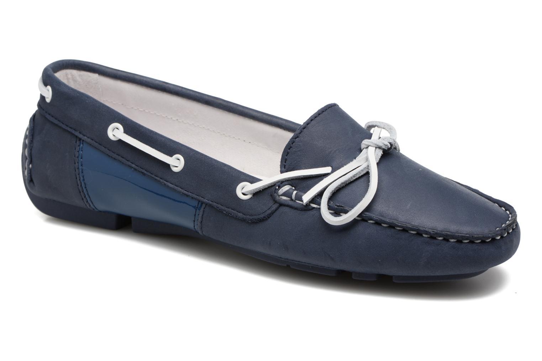 Chaussures à lacets TBS Bettsy Bleu vue détail/paire