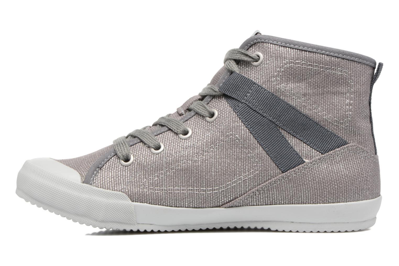 Sneakers TBS Oliviah Grijs voorkant