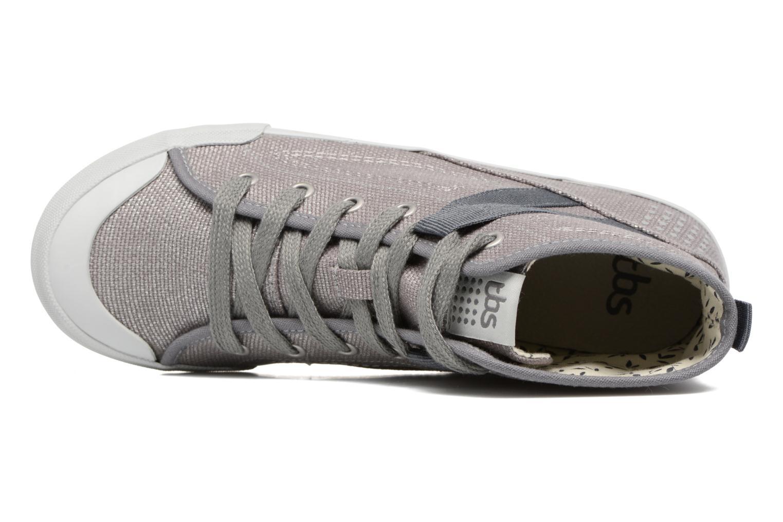 Sneakers TBS Oliviah Grijs links