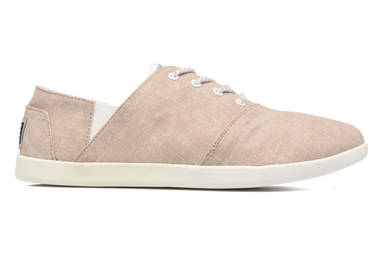 Chaussures à lacets TBS Teodora Beige vue derrière