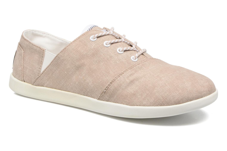Chaussures à lacets TBS Teodora Beige vue détail/paire