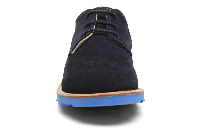 Chaussures à lacets Young Soles Alfie Bleu vue portées chaussures