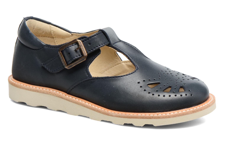 Sandales et nu-pieds Young Soles Rosie Bleu vue détail/paire