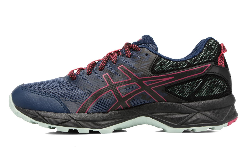 Chaussures de sport Asics Gel-Sonoma 3 G-Tx W Bleu vue face