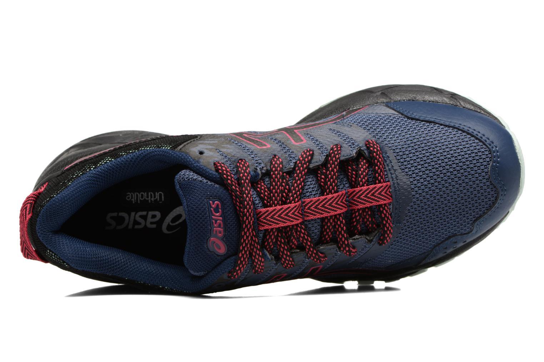 Chaussures de sport Asics Gel-Sonoma 3 G-Tx W Bleu vue gauche
