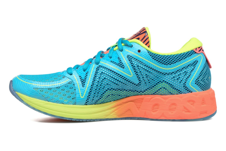 Chaussures de sport Asics Gel-Noosa Tri 12 W Bleu vue face