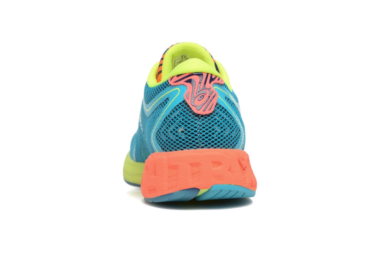 Chaussures de sport Asics Gel-Noosa Tri 12 W Bleu vue droite