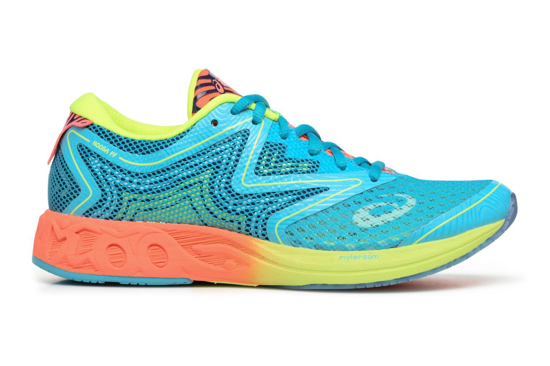 Chaussures de sport Asics Gel-Noosa Tri 12 W Bleu vue derrière
