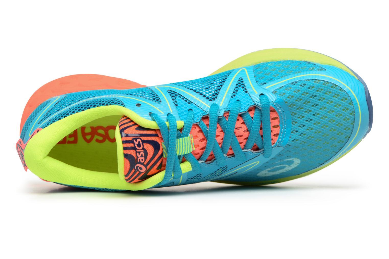 Chaussures de sport Asics Gel-Noosa Tri 12 W Bleu vue gauche