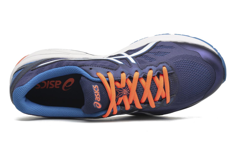 Chaussures de sport Asics GT-1000 5 Bleu vue gauche