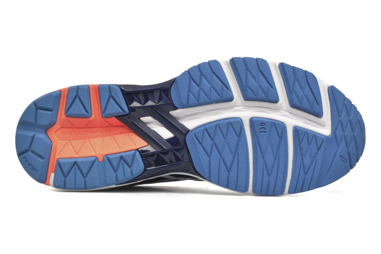 Chaussures de sport Asics GT-1000 5 Bleu vue haut