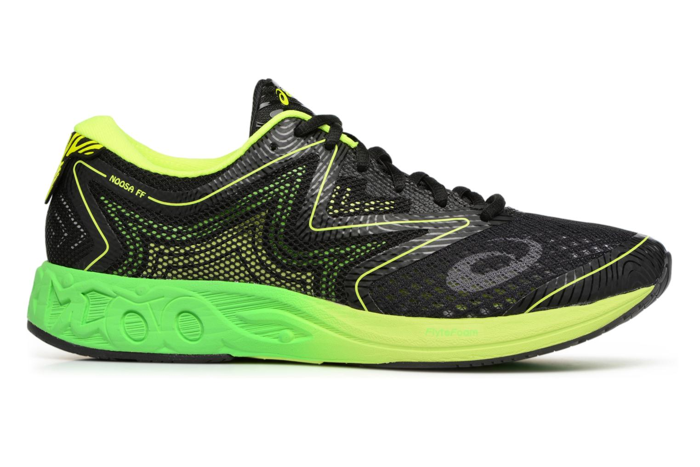 Sport shoes Asics Noosa FF Black back view