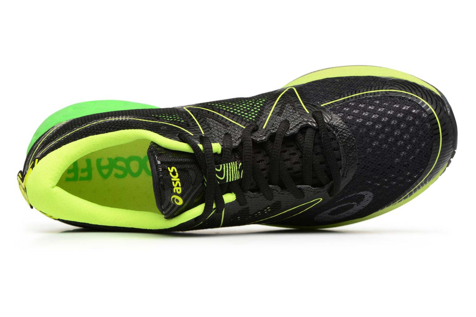 Sport shoes Asics Noosa FF Black view from the left