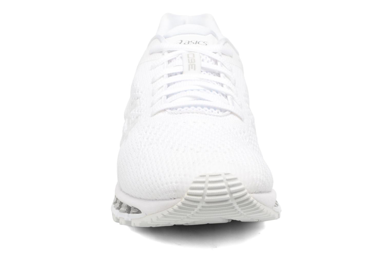 Scarpe sportive Asics Gel-Quantum 360 Knit Bianco modello indossato