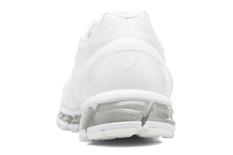 Scarpe sportive Asics Gel-Quantum 360 Knit Bianco immagine destra