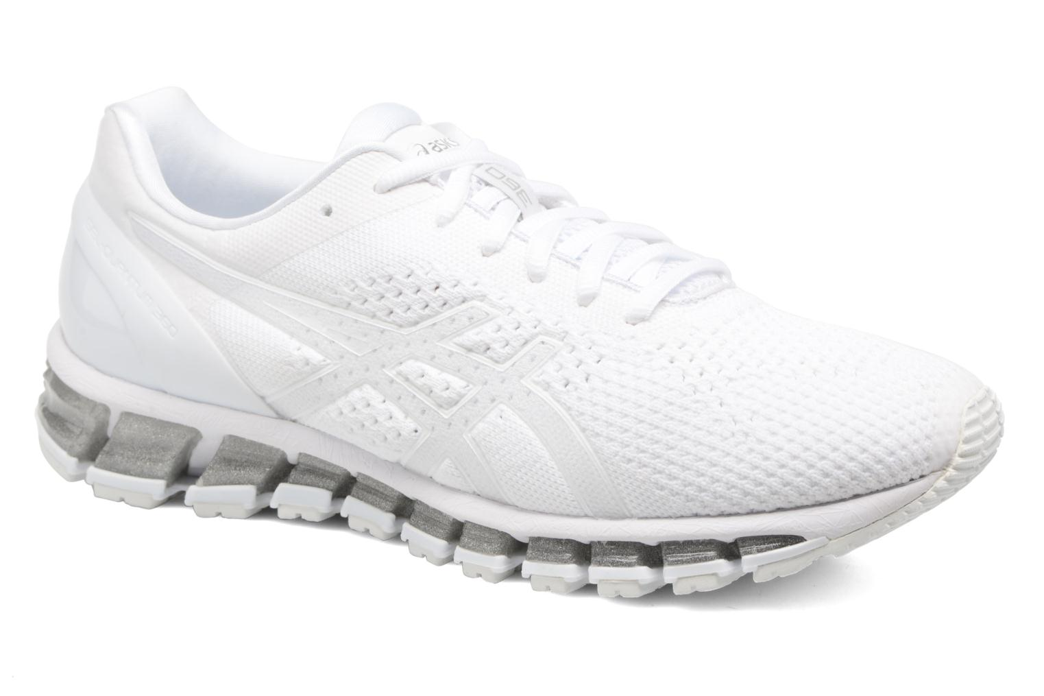 Gel-Quantum 360 Knit White/Snow/Silver