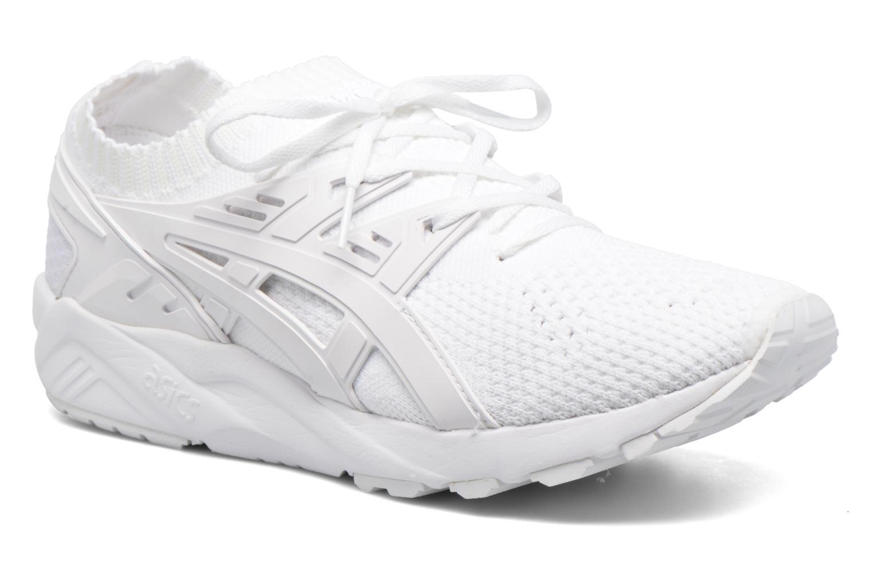 Gel Kayano Trainer Knit White/white