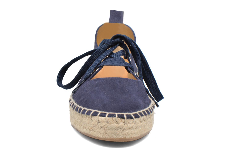 Espadrilles Maypol Sara Bleu vue portées chaussures