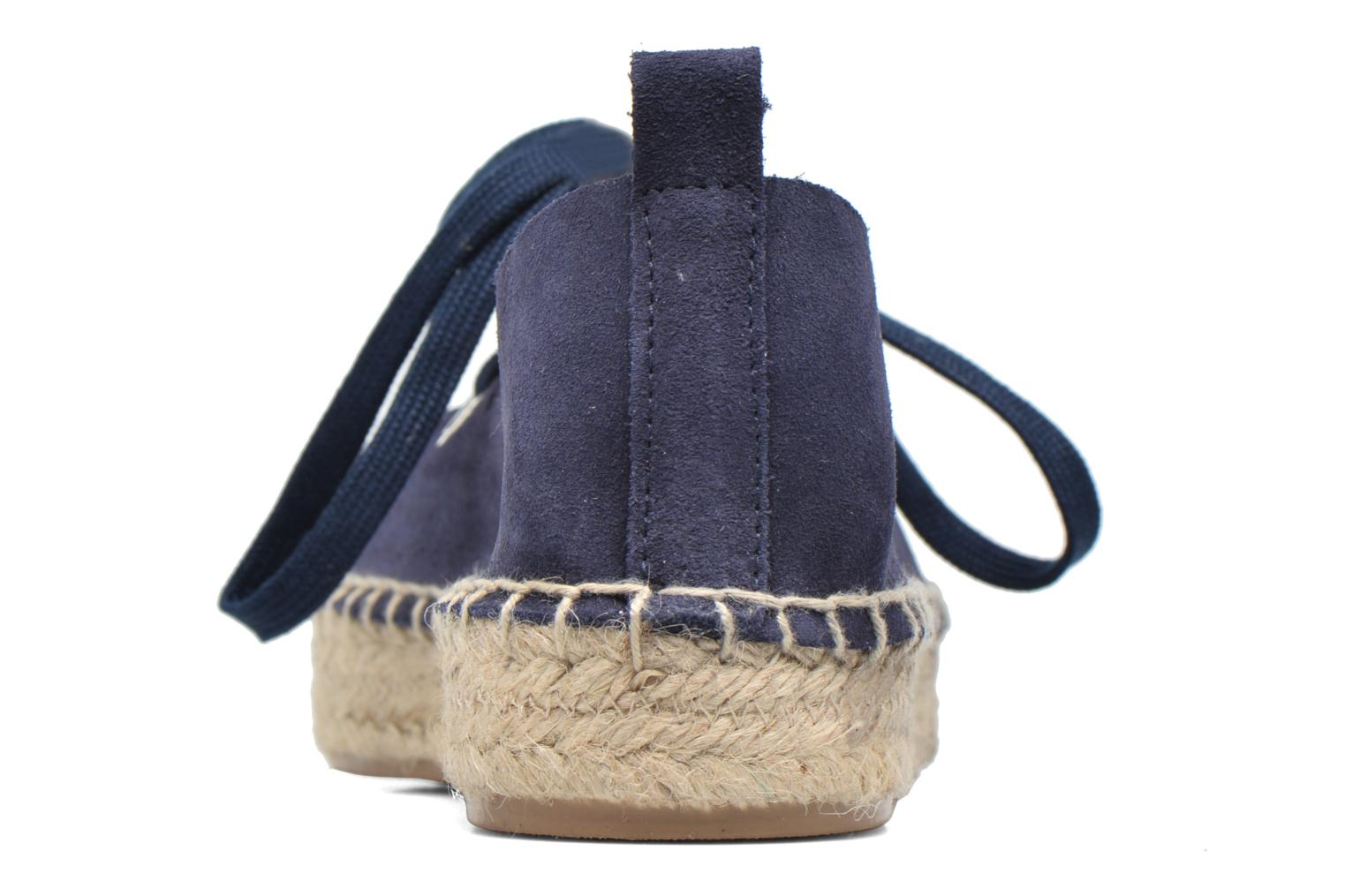 Espadrilles Maypol Sara Blue view from the right