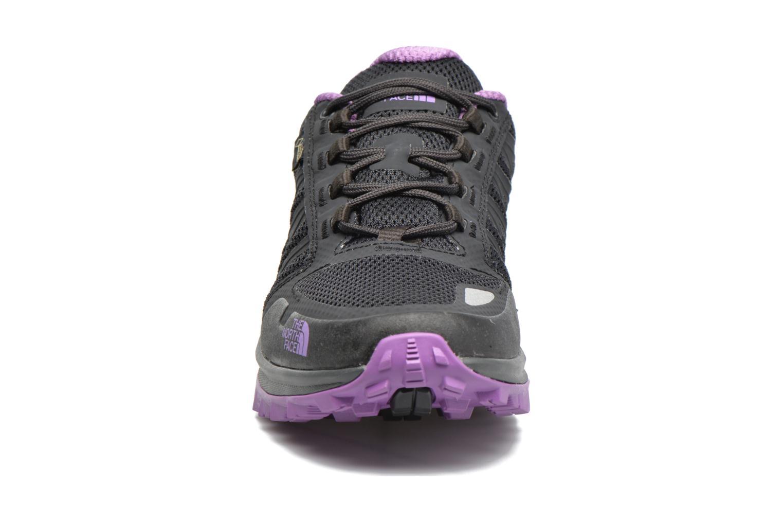 Chaussures de sport The North Face Litewave Fastpack GTX W Noir vue portées chaussures