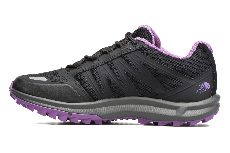 Chaussures de sport The North Face Litewave Fastpack GTX W Noir vue face