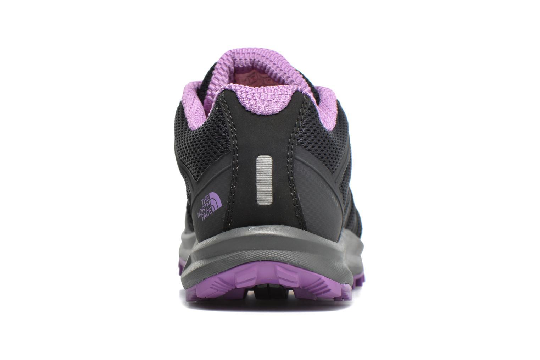 Chaussures de sport The North Face Litewave Fastpack GTX W Noir vue droite