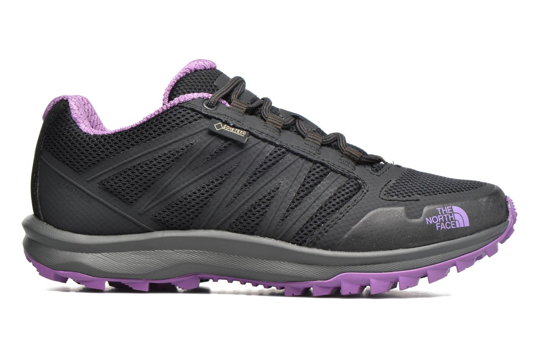 Chaussures de sport The North Face Litewave Fastpack GTX W Noir vue derrière
