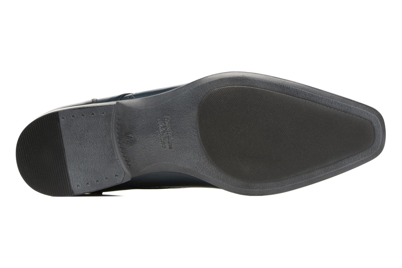 Chaussures à lacets Marvin&Co Romford Bleu vue haut