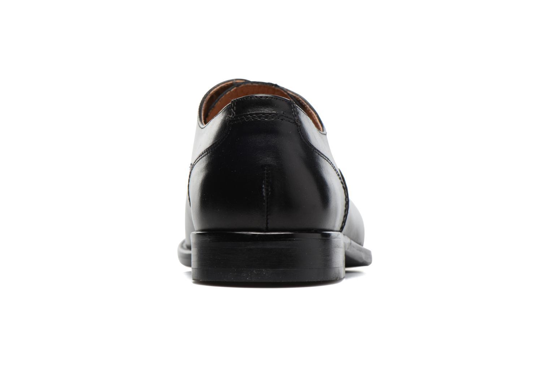 Chaussures à lacets Marvin&Co Richmond Noir vue droite