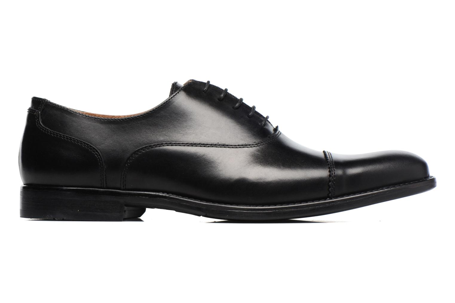 Veterschoenen Marvin&Co Richmond Zwart achterkant