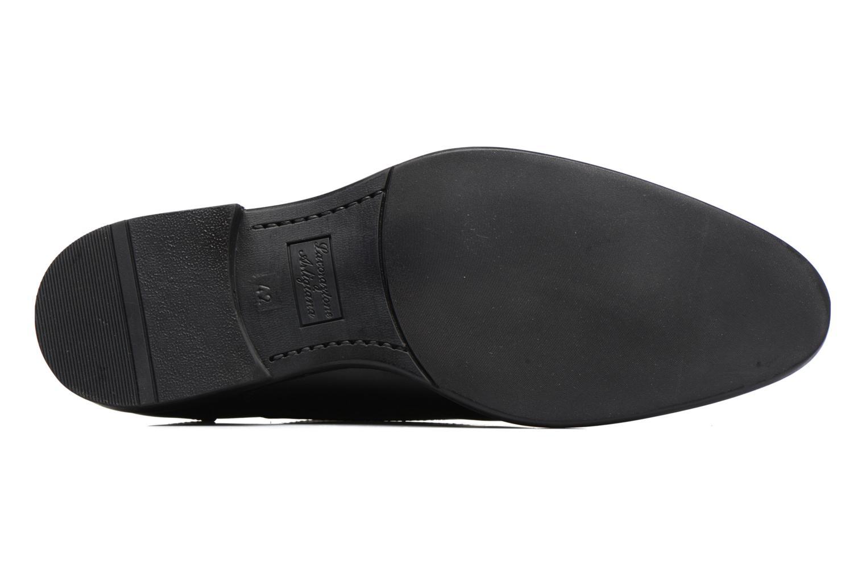 Chaussures à lacets Marvin&Co Richmond Noir vue haut
