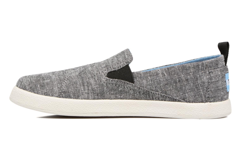 Sneakers TOMS Avalon Grijs voorkant