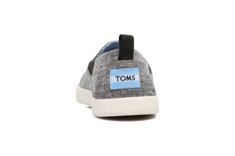 Sneakers TOMS Avalon Grijs rechts