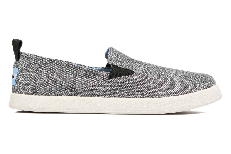 Sneakers TOMS Avalon Grijs achterkant