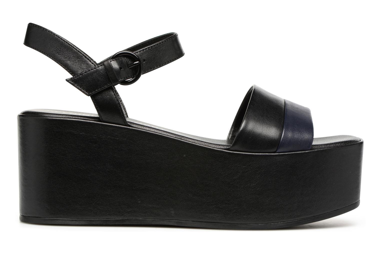 Ritha Platform Sandal Black multi