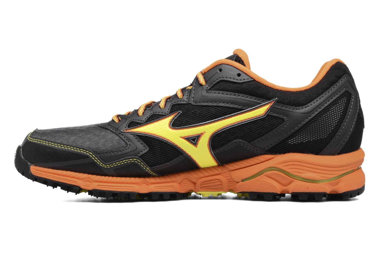 Chaussures de sport Mizuno Wave Daichi 2 Gris vue face