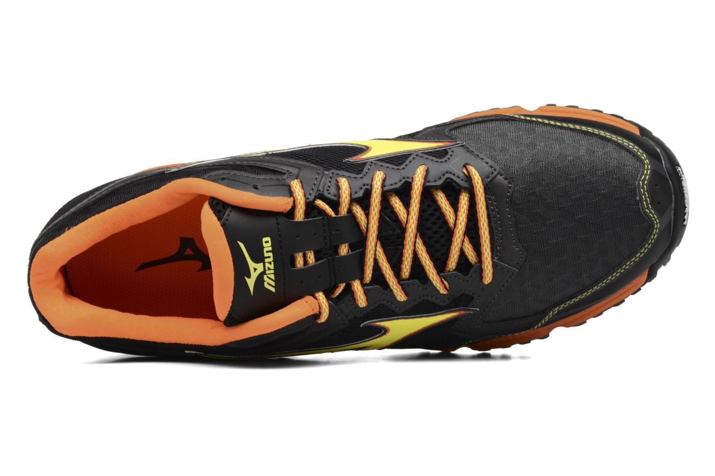Chaussures de sport Mizuno Wave Daichi 2 Gris vue gauche