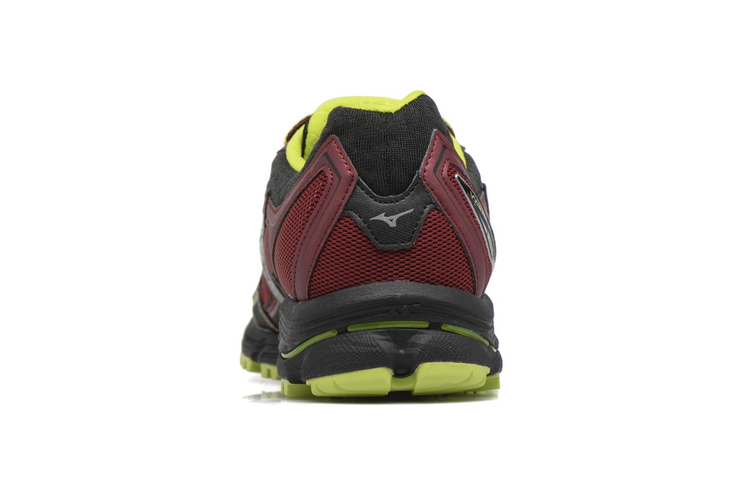 Wave Daichi 2 Biking Red / Black / Lime Punch