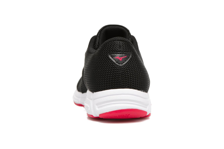 Chaussures de sport Mizuno Mizuno Synchro SL 2 W Noir vue droite