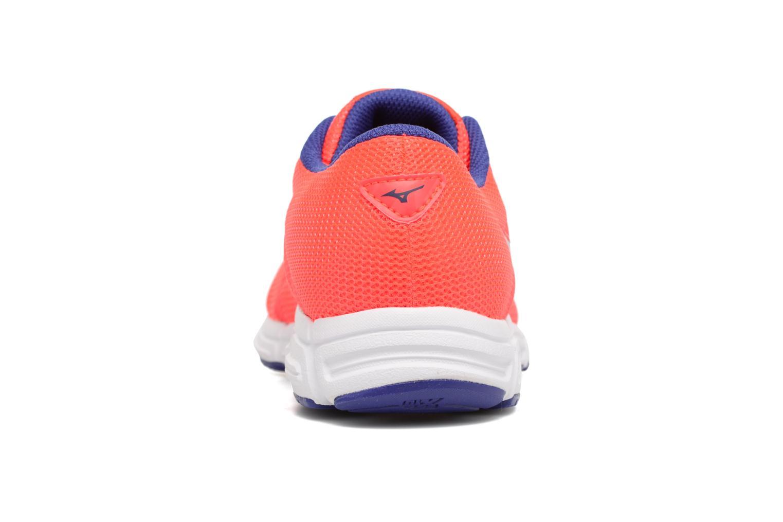 Chaussures de sport Mizuno Mizuno Synchro SL 2 W Orange vue droite